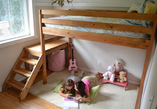 Зона для игр  в детской комнате: организуем пространство правильно