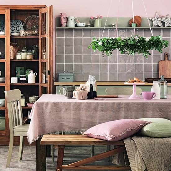 Интерьер дачного домика в стиле кантри: уют и спокойствие