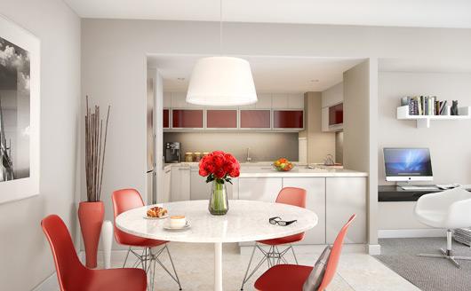 Интерьер маленькой квартиры-студии: советы по обустройству