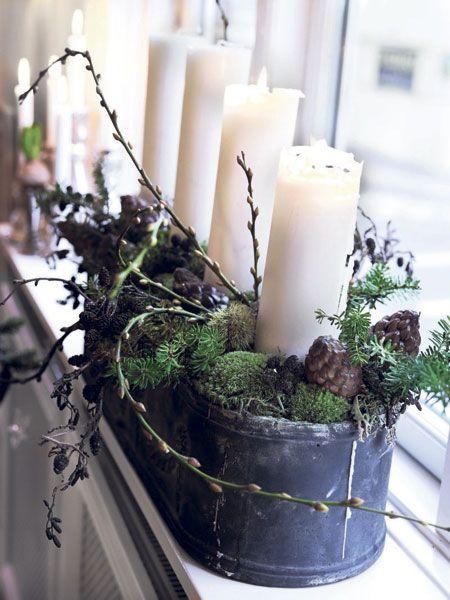В Новый Год больше света и романтики