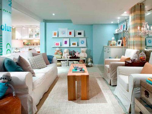 Детская комната в гостиной: советы по обустройству