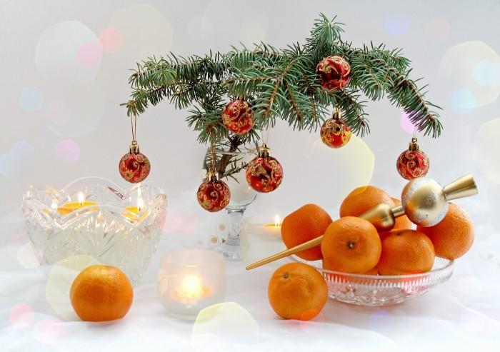 Новый год: украшение ароматом
