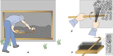 Штукатурка под шубу – разновидность фактурной штукатурки