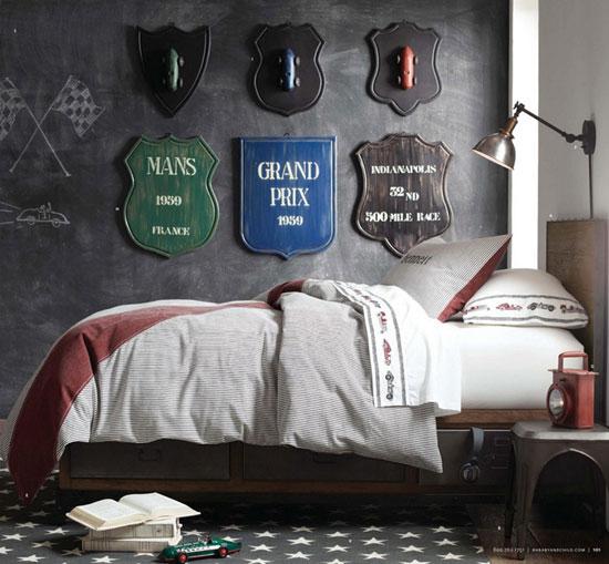 Обзор детских комнат от Restoraion Hardware