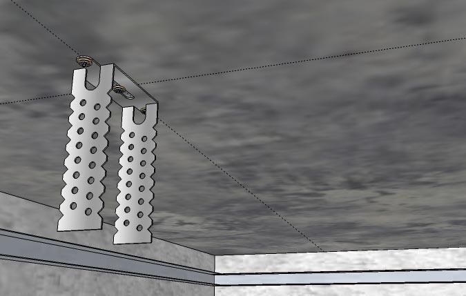 Установка гипсокартона: потолок (фото-инструкция)