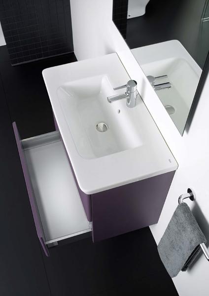 Экономия пространства в ванной комнате