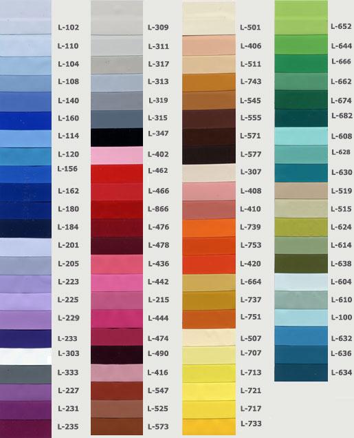 Навесные потолки цвета