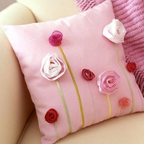 Создаем «простые», но эффектные наволочки на подушки