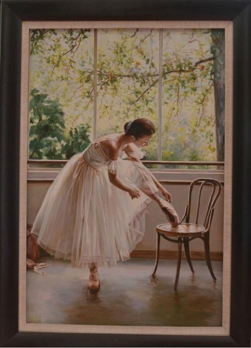 Детская комната для балерины