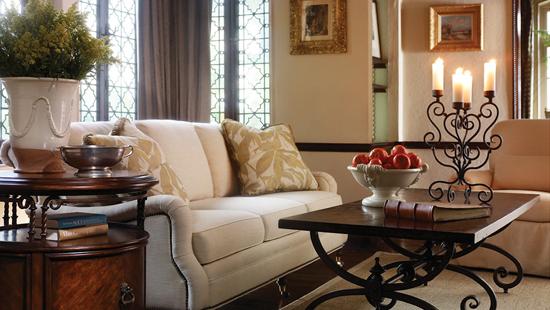 Гостиная в стиле Прованс: французский шарм провинциального ретро