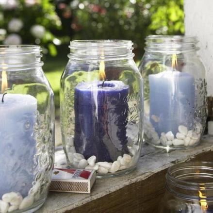 Создаем «свечечную» романтику