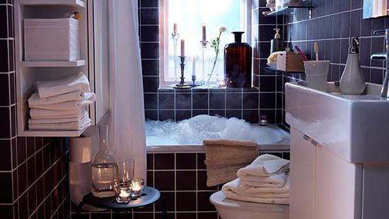 Аксессуары в ванной комнате: такие нужные мелочи