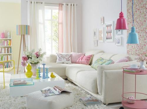 Пастельные цвета в интерьере: комфорт в каждой детали