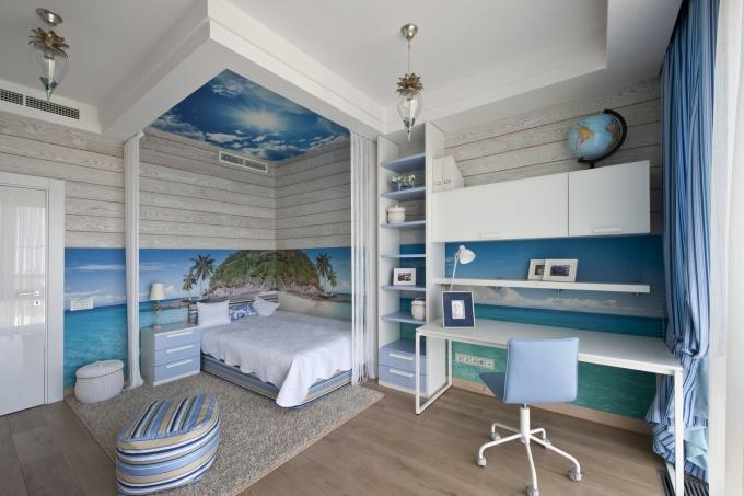 Фотообои: море в твоем доме