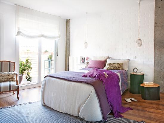 Квартира в Мадриде: бюджетная и стильная