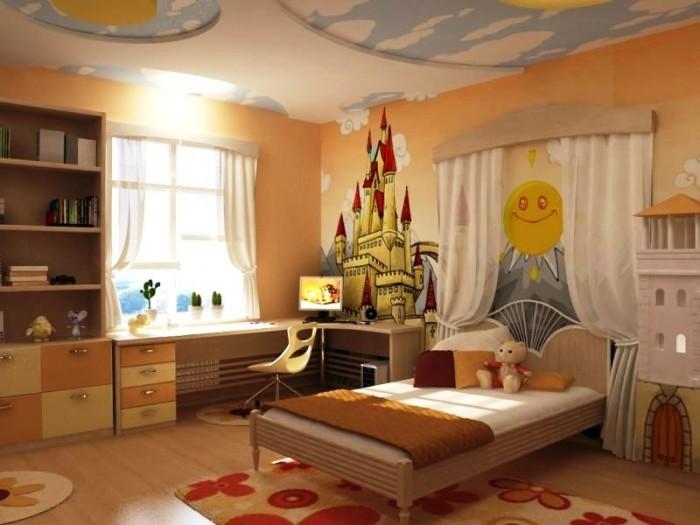 Детская комната для принцесс