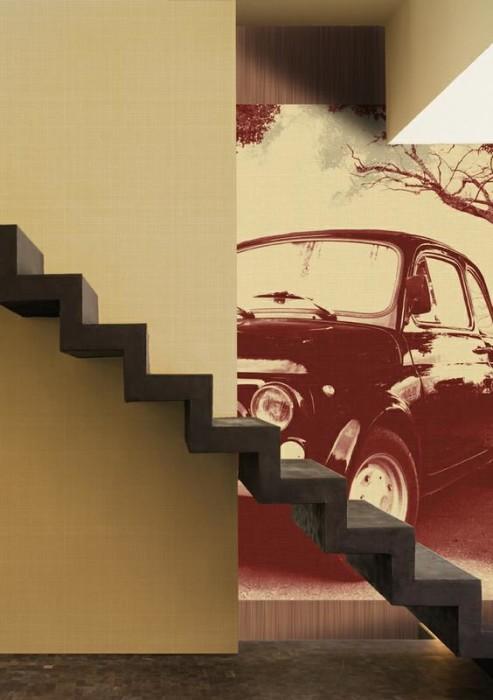 Итальянские обои: настоящее произведение искусства