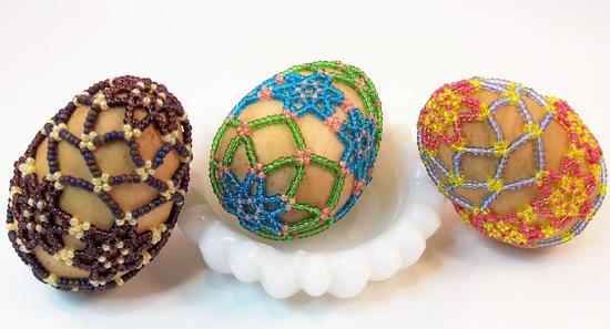 Пасхальные яйца: интересные варианты декора