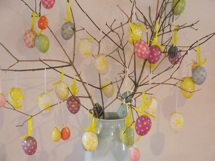 Пасхальные украшения 2014: яркие идеи для вашего дома