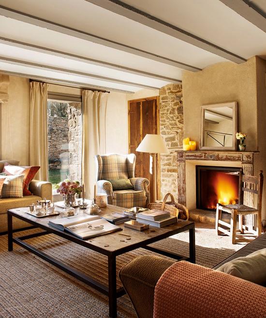 Уютный дом в горах Испании