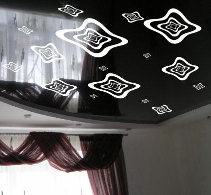 Потолок ледяной: декорирование потолка своими руками