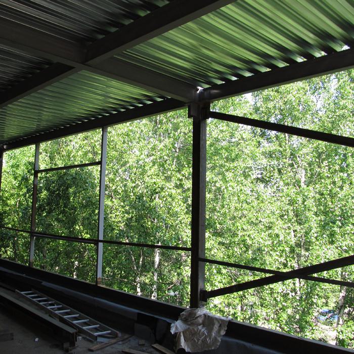 Монтаж металлоконструкций: цена вопроса