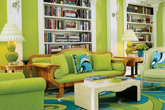 Фисташковый цвет в интерьере: рекомендации по использованию