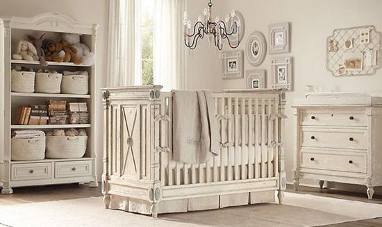 Комната для новорожденного малыша: советы по обустройству