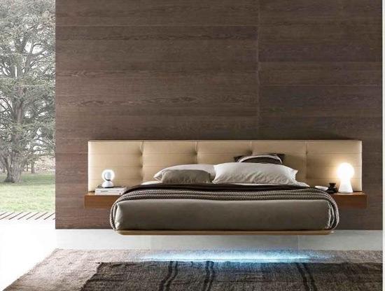 Подвесная кровать в интерьере: сладкий сон в невесомости
