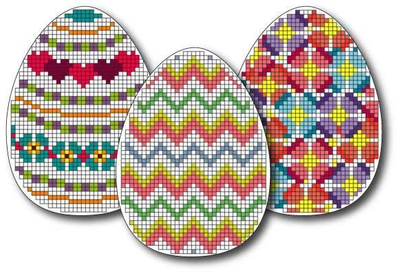 Пасхальные яйца: интересные