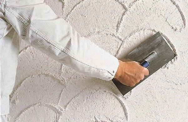 Штукатурка цементная: обзор видов и производителей