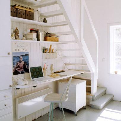 Экономим пространство: офис на дому