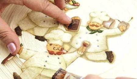 Украшаем нашу кухню - панно для кухни своими руками