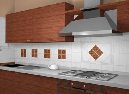 Как класть плитку на кухне: подробное описание процесса укладки кафельной плитки