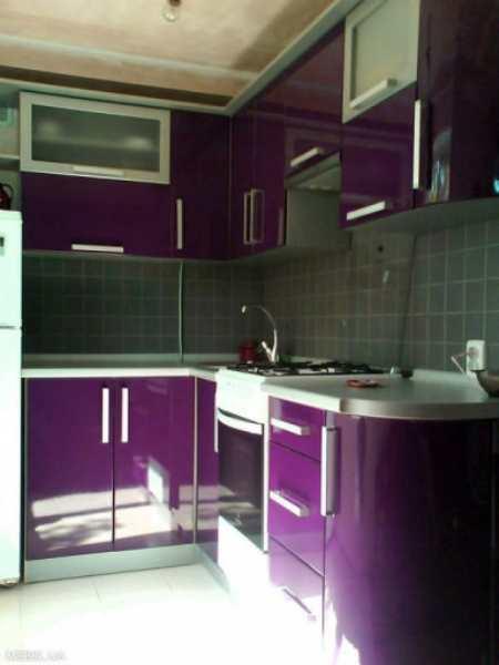 Кухня цвета «баклажан»: примеры изысканного дизайна интерьера