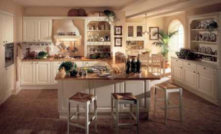 Элитные кухни: стилевые особенности