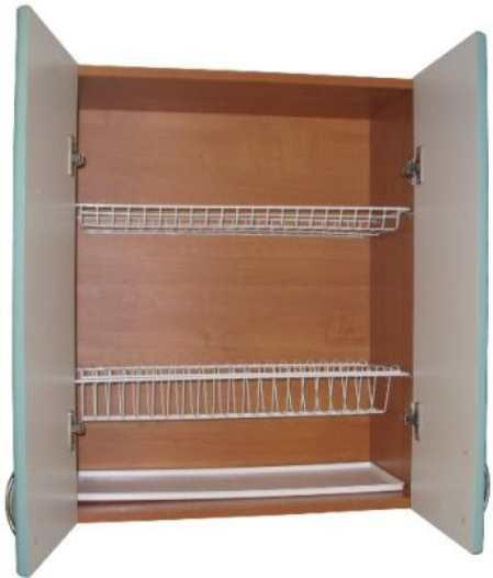 Навесные шкафы для кухни по инструкции