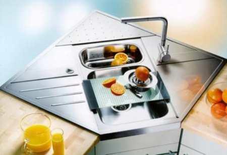 Как выбрать мойку для кухни: определяемся с типом раковины и способом установки