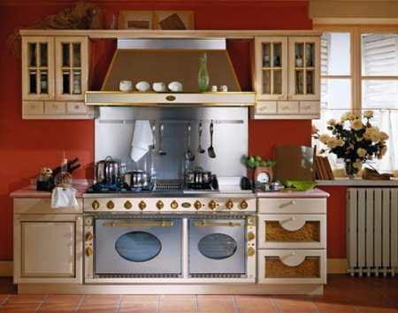 Электрические вытяжки для кухни:особенности применения