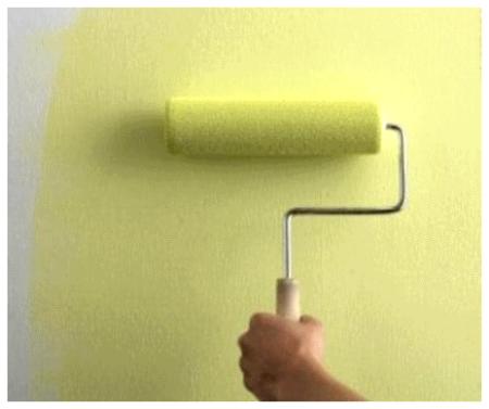 Как правильно клеить флизелиновые обои: технология поклейки обоев на флизелиновой основе