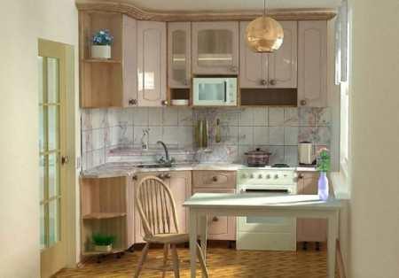 Метраж без пропаж: как в дизайне кухни 5 кв м грамотно использовать каждый сантиметр площади