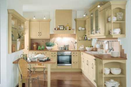 Кухни для большой кухни: варианты дизайна