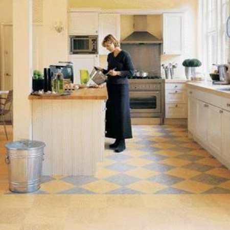 Линолеум для кухни: как выбрать по всем правилам