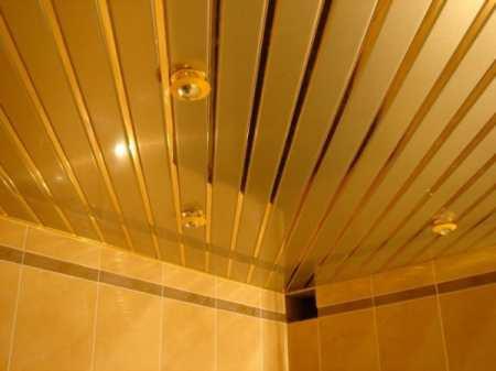 Реечные потолки для кухни – идеальное соотношение качество-цена