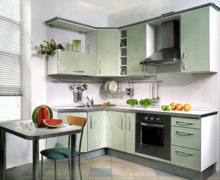 Планировка кухни 6 метров: варианты раздвижения пространства