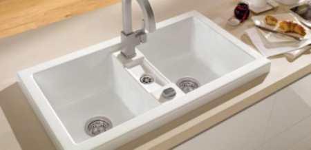 Стоит ли выбирать керамическую мойку для кухни: аргументы за и против керамики