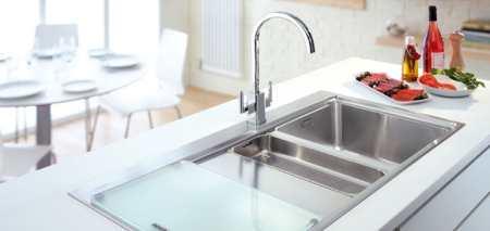 Кухонные мойки Franke: лучшее решение