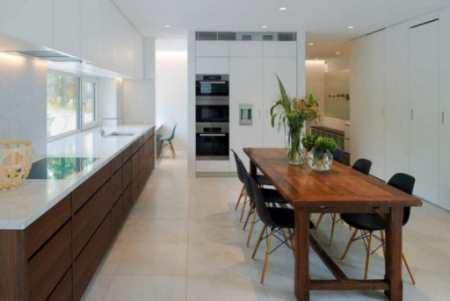 25 ярких примеров современного дизайна кухни