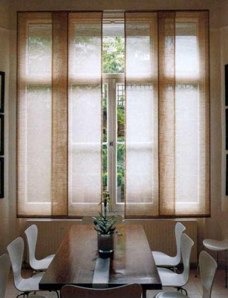 Шьем шторы на кухню сами: пошаговая инструкция