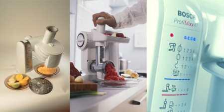 Ремонт кухонных комбайнов Bosch – причины поломки и основные моменты починки